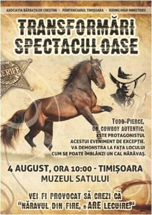 Transformări Spectaculoase – Timișoara