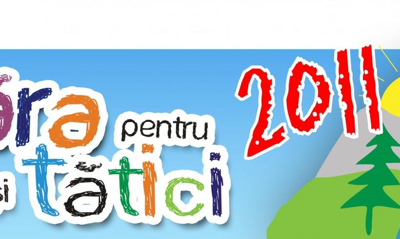 Tabăra pentru Copii și Tătici 2011