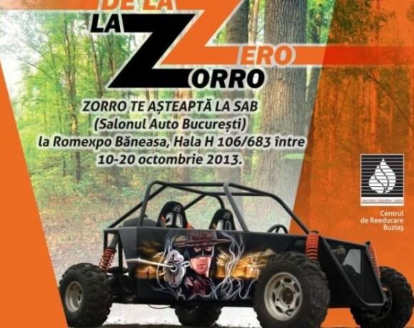 Proiect ABC: ZORRO poate fi vizitat la SAB